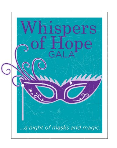 Jaymie Jamison Foundation for Hope's 1st Annual Whispers of Hope Gala