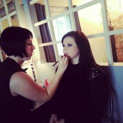 A Vogue Idea : Blush Charity Makeover Event Benefiting the Midwest Boston Terrier Rescue December 2012