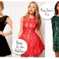 Amy's Dress Guide for all your Holiday Parties