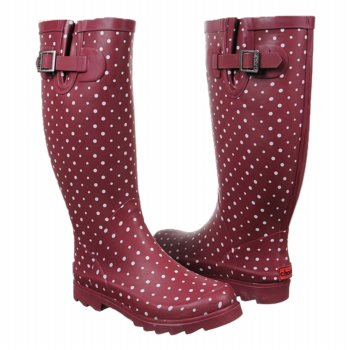 Chooka Boot Posh Dots Boots