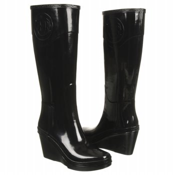 Hunter Boot Champery High Wedge Bo Boots