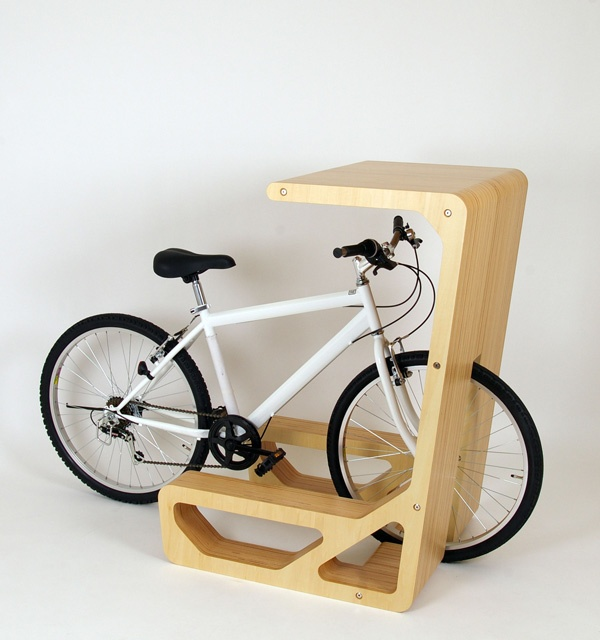 stationary bike desk