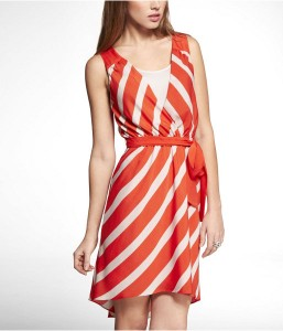 Express-Womens-Stripe-Hilo-Hem-Dress-by-Express-257x300