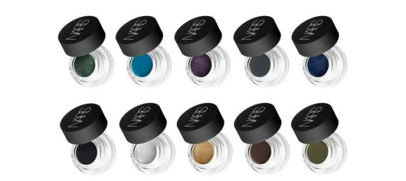 NARS fall eye paint collection colors