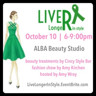 Live Longer in Style on October 10 in Cincinnati