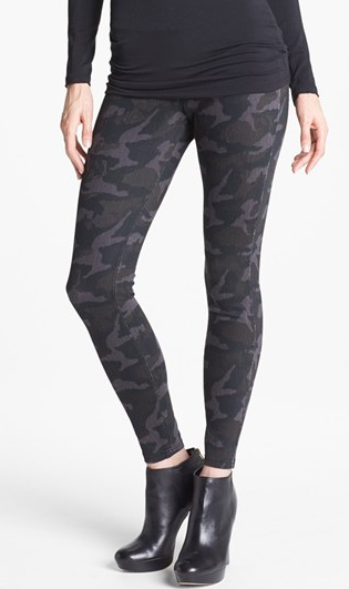 Camo leggings by Hue at Nordstrom