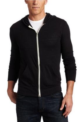 Alternative Apparel Men's Zip Hoodie