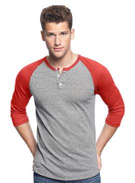 Alternative Apparel Raglan Shirt