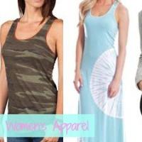 Eco-Fashion Series: Women's Apparel