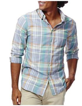 Haggar Oxford Shirt