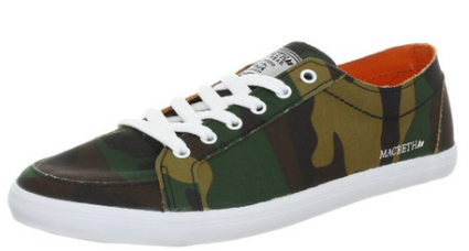MACBETH Men's Adams Shoe Camo