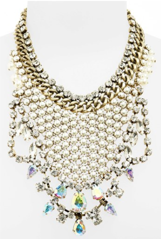 Tildon Statement Necklace