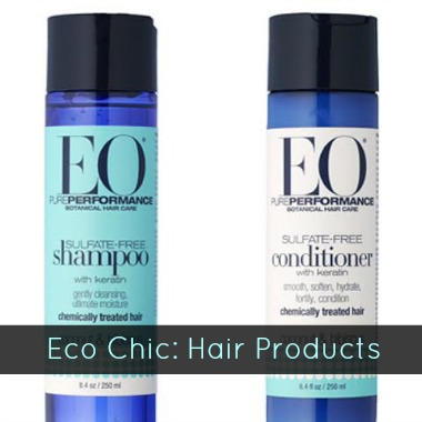 eco chic hair products