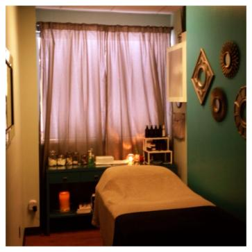 Studio L Skin Care Spa Room