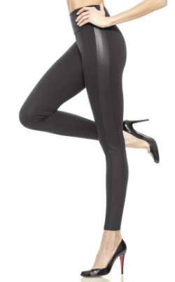 SPANX - Structured Shaping Leggings, Racing Stripe