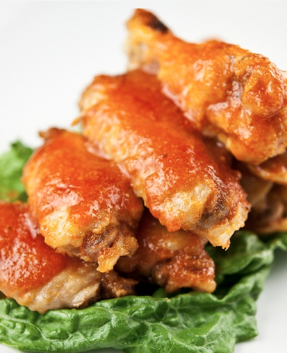 Healthy Buffalo Wings