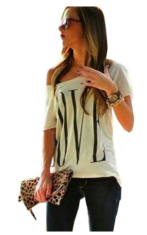 Casual Short Sleeve Tops Summer Blouse by Zeagoo