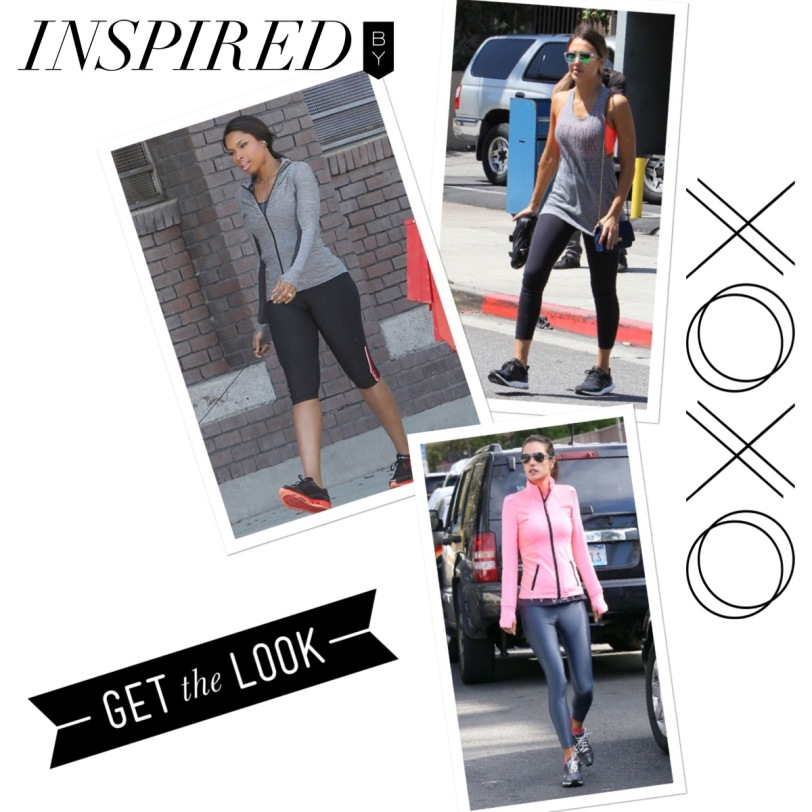 Athleisure Inspiration Get the Look